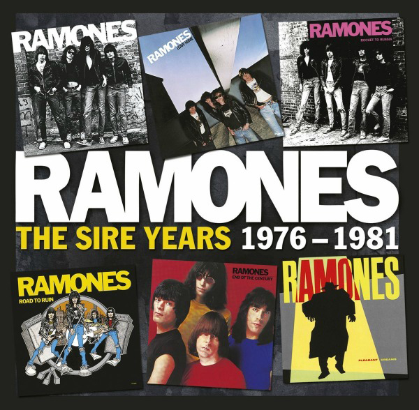 Ramones The Sire Years