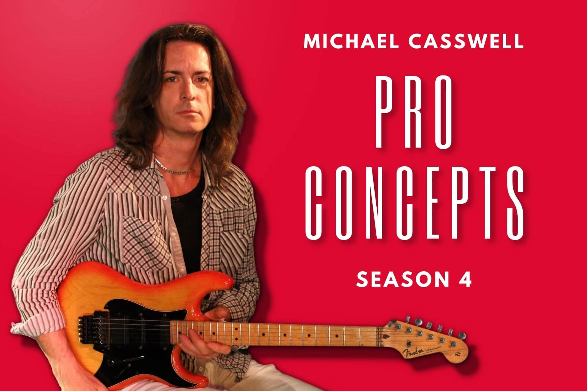 Michael Casswell - Pro Concepts Season 4