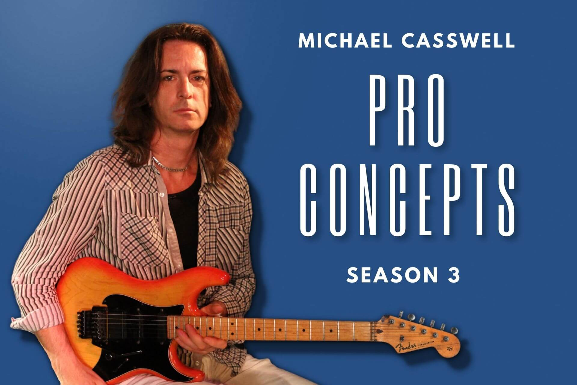 Michael Casswell - Pro Concepts Season 3