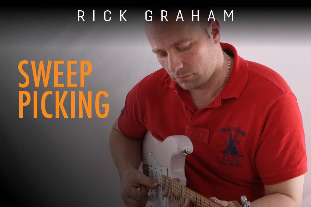 Rick Graham - Sweep Picking