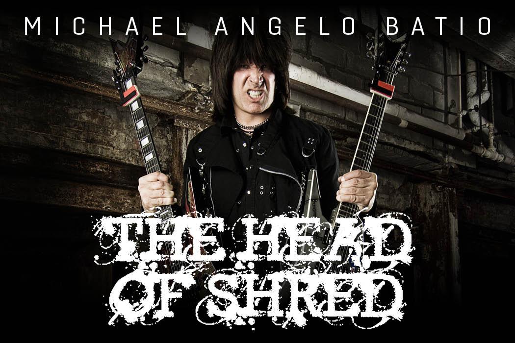 Michael Angelo Batio - Head Of Shred