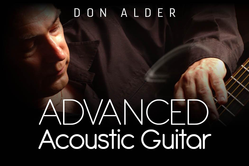 Don Alder - Advanced Acoustic Guitar