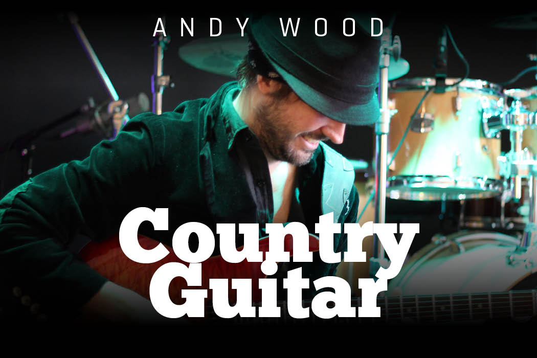 Andy Wood Country Guitar