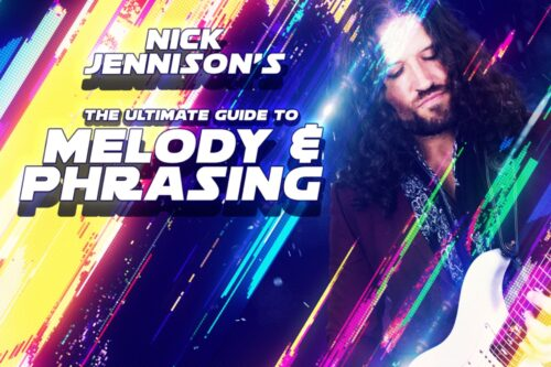 Nick Jennison - The Ultimate Guide To Melody & Phrasing